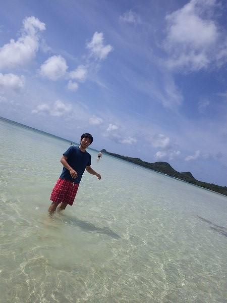 遠浅でめちゃくちゃキレイな底地ビーチ:石垣島
