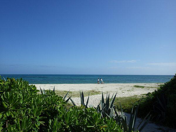隠れた穴場ビーチ:アイヤル浜