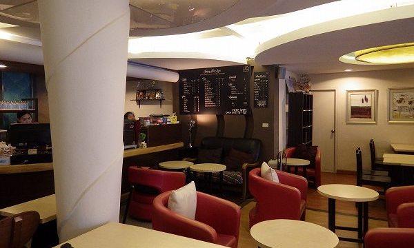 チェンマイにあったオシャレなカフェ