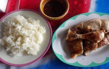 タイの鶏肉料理:ガイヤーン