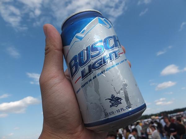 アメリカンビール:ブッシュBUSCH LIGHT