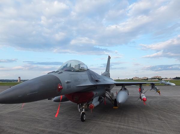 米軍戦闘機:横田基地日米友好祭