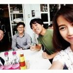 タイ語学学校:友達たち