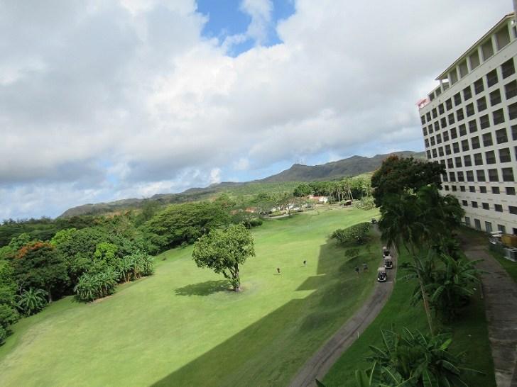 レオパレスグアムリゾートのゴルフ場1