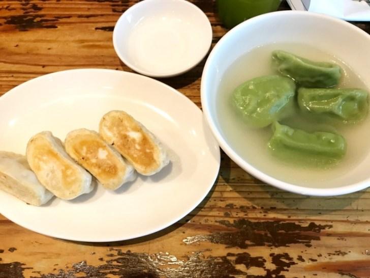 宇都宮餃子:餃天堂のもちもちとした食感!