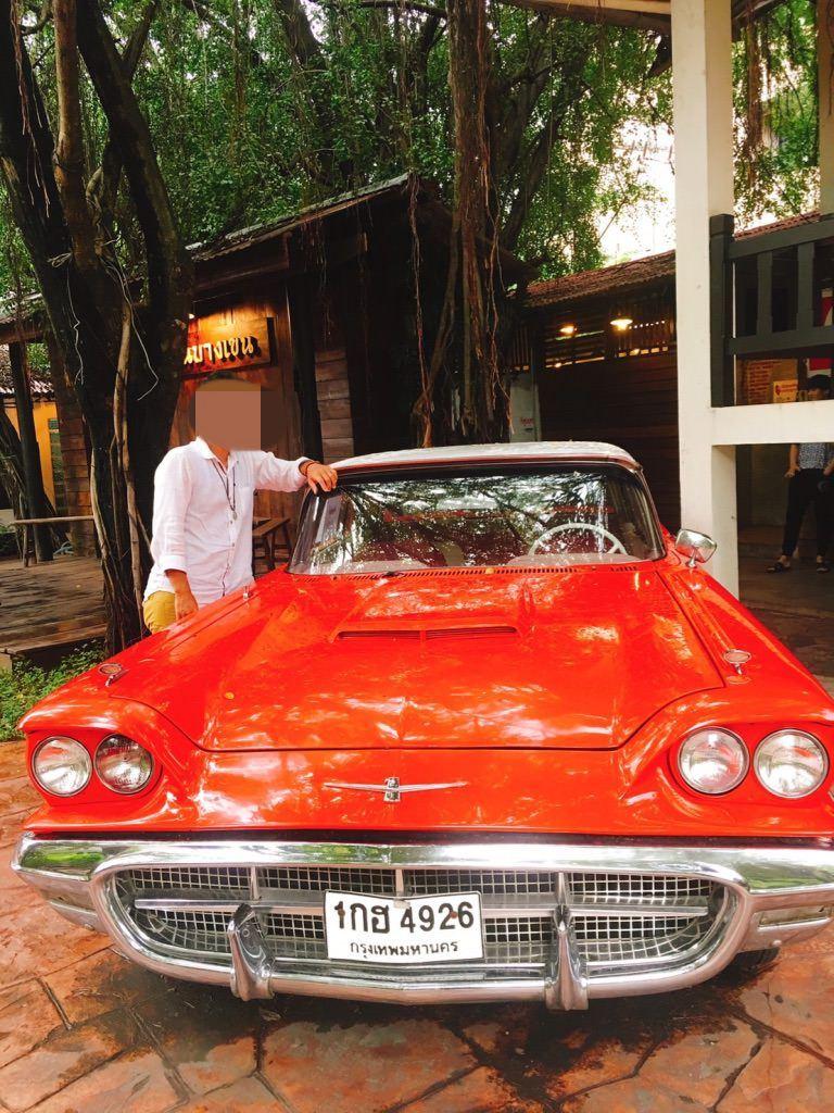 かっこいいアメ車があったよ!バーン・バンケーン博物館