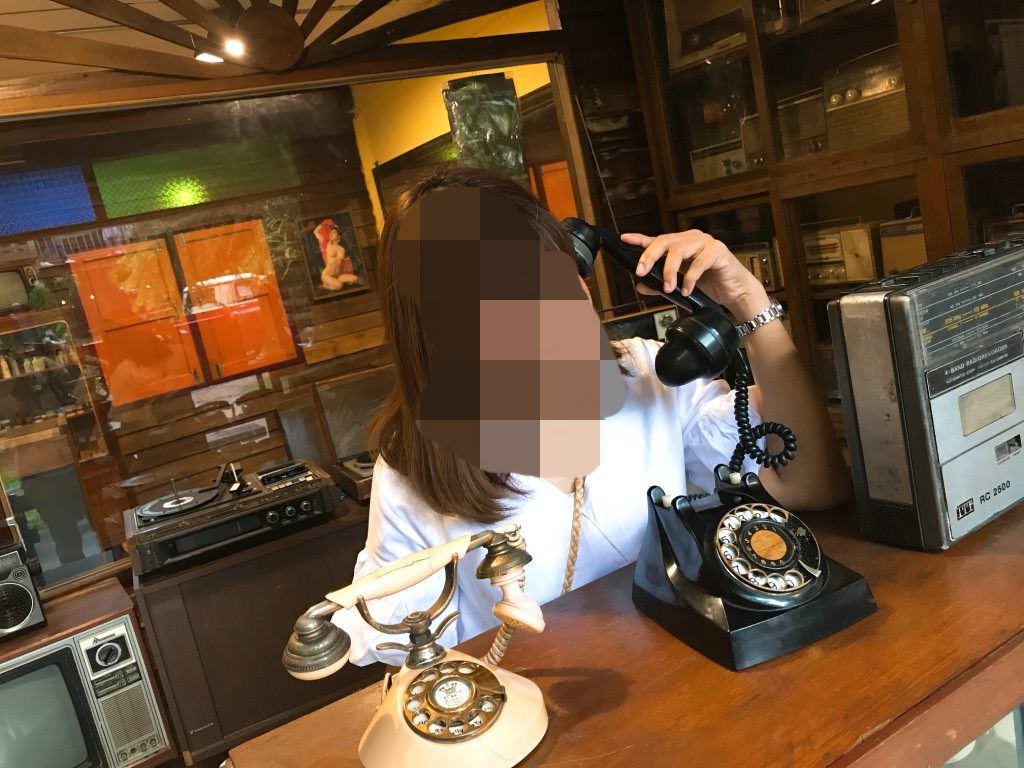 黒電話・バーン・バンケーン博物館