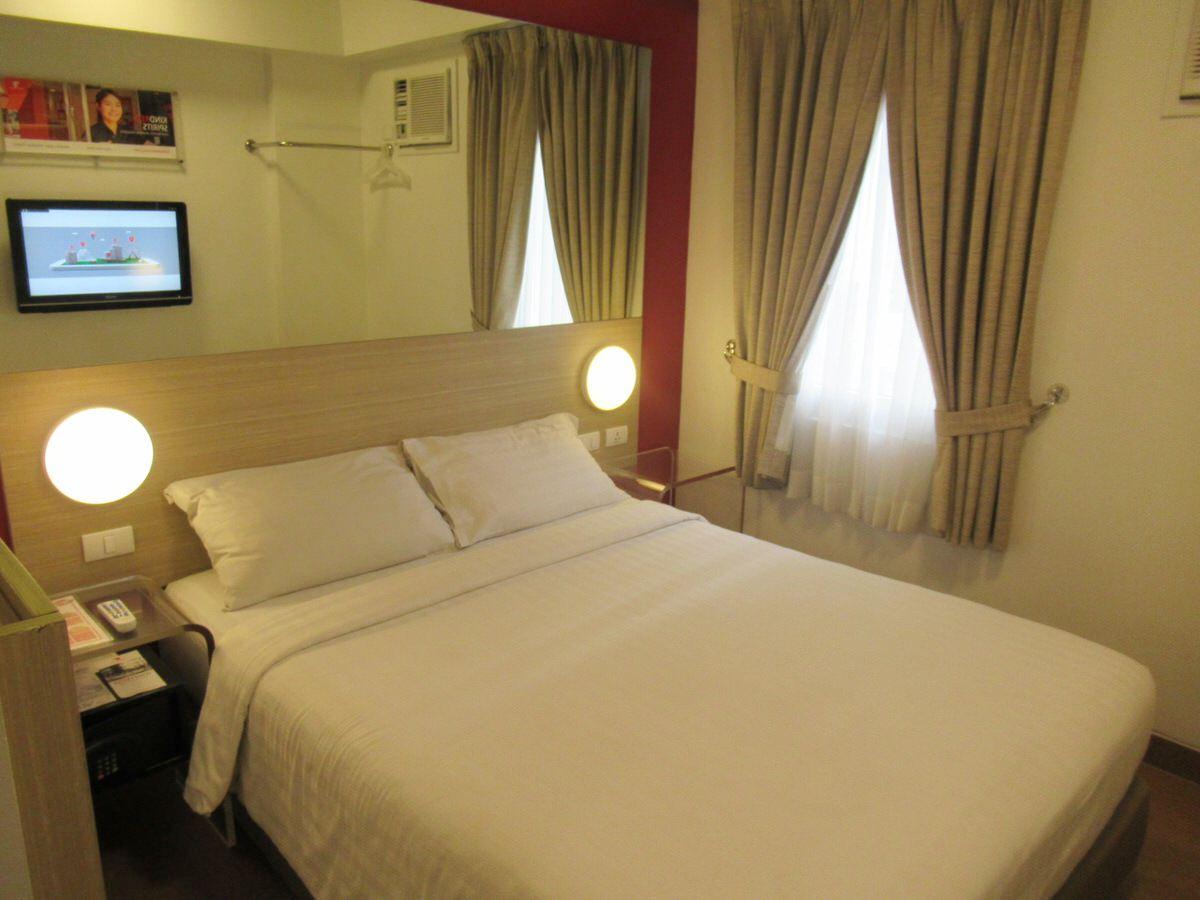ベッド・エアアジア系列のホテル・マニラ