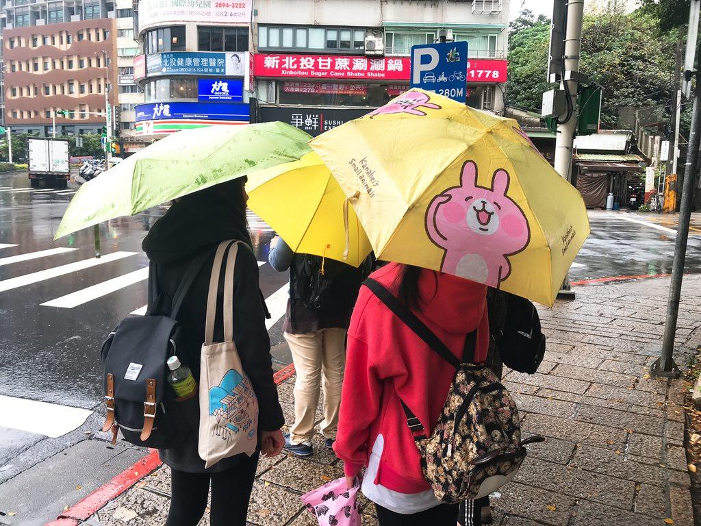 カナヘイさんは大人気!台湾
