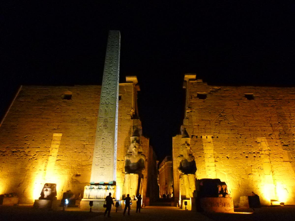 ルクソール宮殿・エジプト