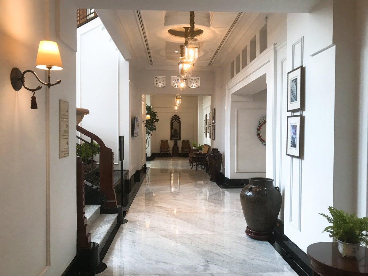 ホテルの雰囲気・ジャカルタ・エルミタージュ