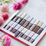 Mini Diy Merci Schokolade Als Personliches Geschenk Mit Danksagungen Trytrytry