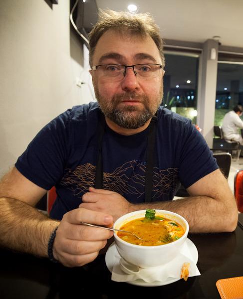 Dariusz Rochecki trzask.pl Spotkanie z podróżnikiem
