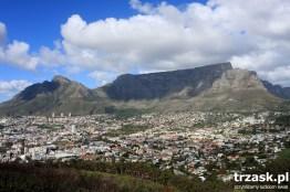 Góra Stołowa, Kapsztad Republika Południowej Afryki