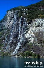 Seven Sisters Waterfall, Geirangerfiord