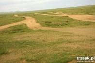 Autostrada w Mongolii