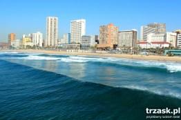 Ocean Indyjski, Durban Republika Południowej Afryki