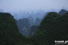 Mogoty, okolice Yangshuo
