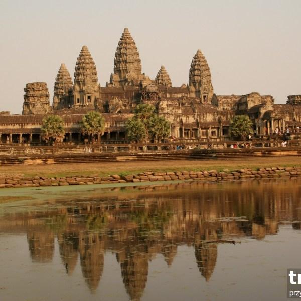 Angkor Wat Kambodża Spotkanie z podróżnikiem