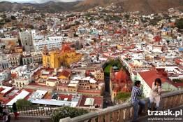 Guanajuato- miasto tysiąca kolorów