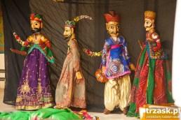 Lalki z Radżastanu - mają wiele historii i baśni do opowiedzenia
