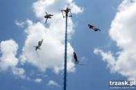 Voladores- ludzie orły