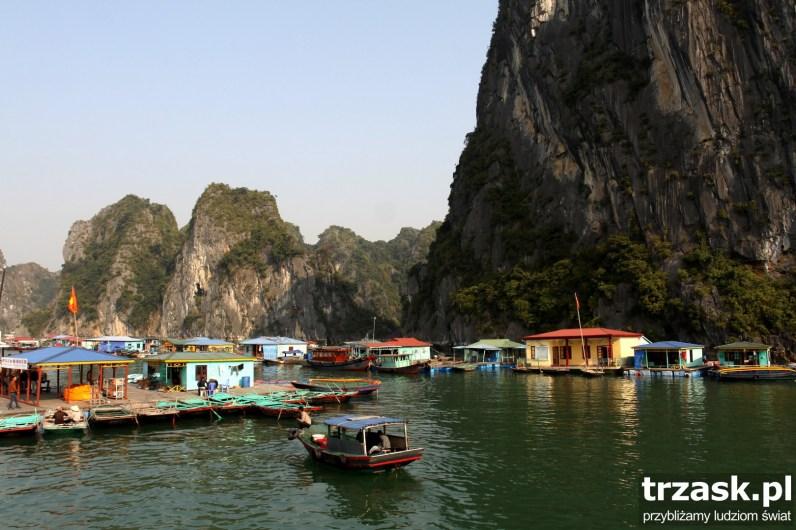Zatoka Ha Long Bay Wietnam