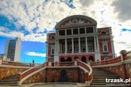 Teatro Amazonas in Manaus, Symbol of the rubber boom