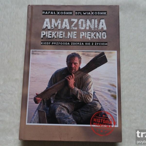 Kośnik Amazonia. Piekielne piękno