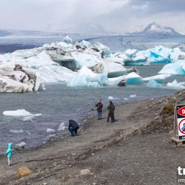Lodowiec Vatnajokull Islandia