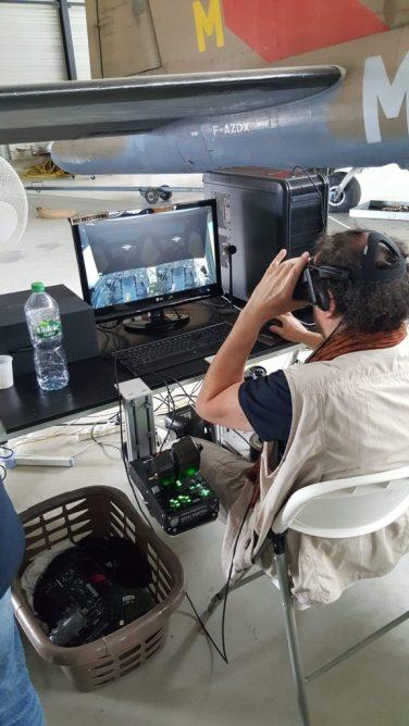 Test du TRP sous VR .. le luxe