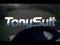 Wingsuit BASE Jump