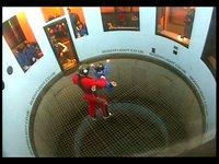 3yr-old Tunnel Flying at BodyFlight