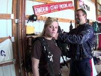 Heather's Tandem Skydive