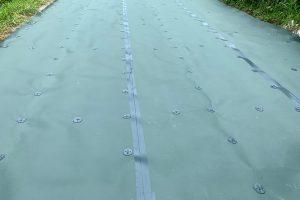 (長期対応型)植樹防草シートT-1  NEXCO造園施設図集対応商品