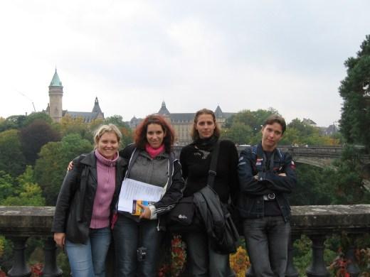 Luxemburg - a csapat