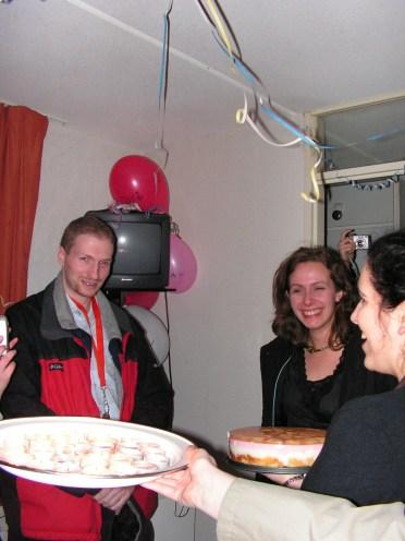 De elõbb a torta!!!