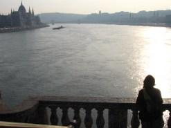 Januárban Budapesten