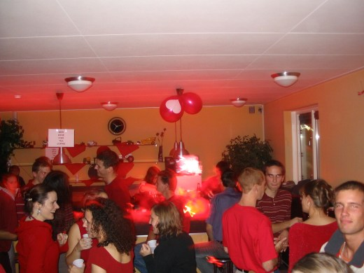 Fabulous Red Party