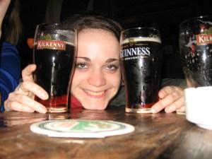 Irish Pub 1 sör-1 euro