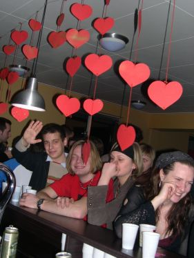 Valentin napi mulatság...