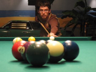 Akkor egy kis billiard