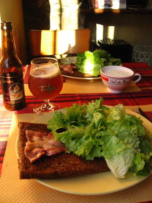 Breton dinner