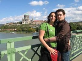 Turisták és a Bazilika
