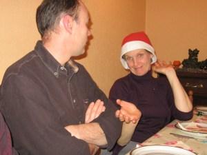 Mere Noel : )