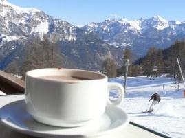 Ski - it is my cup of tea!