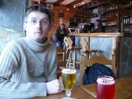 Egy pohár monaco mozi előtt
