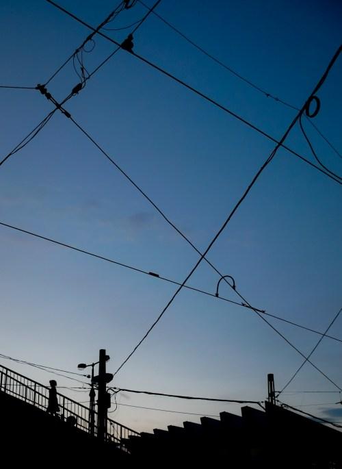 Moszkva téri égbolt