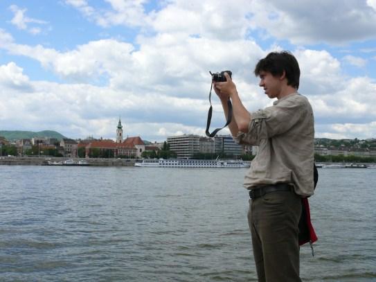 Sylvain és Budapest