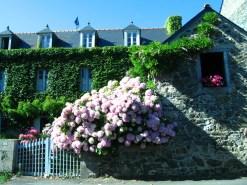 Tipikus Breton ház